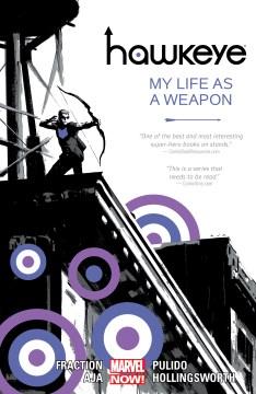 Hawkeye book cover