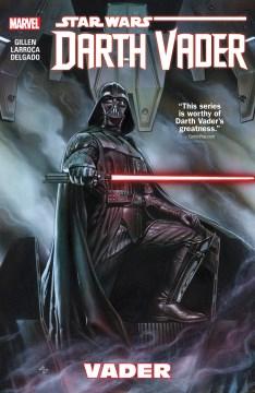 Star Wars : Darth Vader book cover