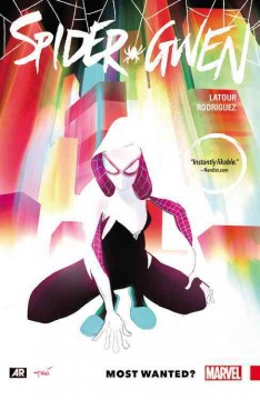 Spider-Gwen book cover