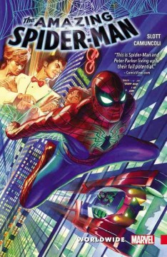 The Amazing Spider-Man. Worldwide book cover