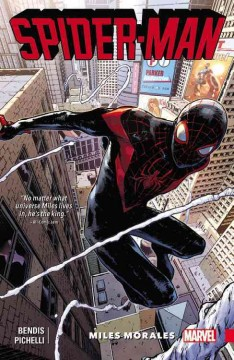 Spider-Man. Miles Morales book cover