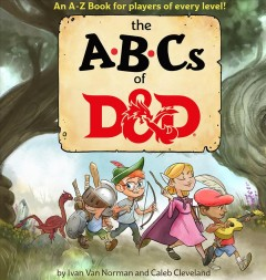 The ABCs of D&D book cover