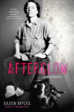Afterglow : a dog memoir book cover