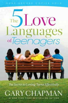 The 5 love languages of teenagers book cover