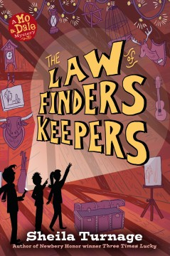 The law of finders keepers book cover