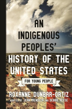 An indigenous peoples' history of the United States for young people book cover