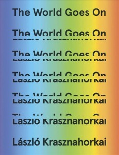 The world goes on book cover