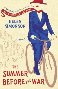 The summer before the war : a novel book cover