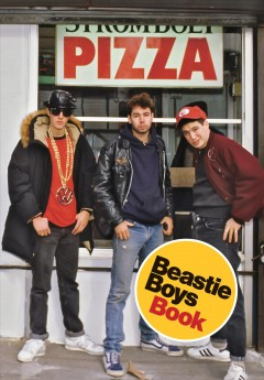 Beastie Boys book book cover