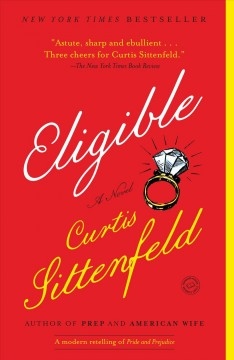 Eligible : a novel book cover