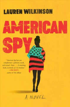 American spy : a novel book cover