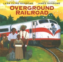 Overground railroad book cover