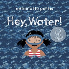 Hey, water! book cover