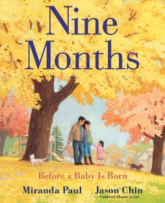 Nine months : before a baby is born book cover
