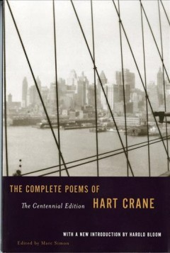 Complete poems of Hart Crane book cover