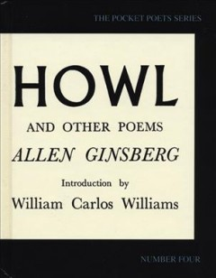 Howl, and other poems book cover