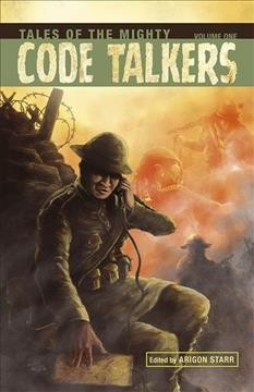 Tales of the mighty code talkers book cover