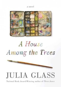 A house among the trees book cover