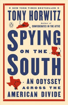 Spying on the South : an odyssey across the American divide book cover
