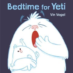 Bedtime for Yeti book cover