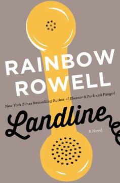 Landline book cover