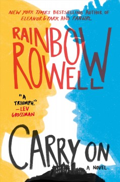 Carry on : the rise and fall of Simon Snow book cover