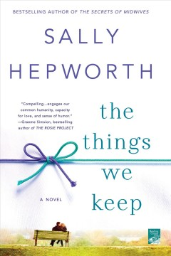 The things we keep book cover