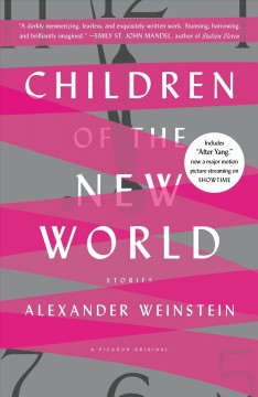 Children of the new world : stories book cover