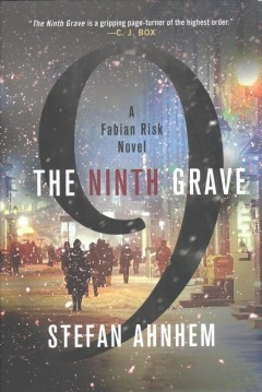 The ninth grave : a Fabian Risk novel book cover
