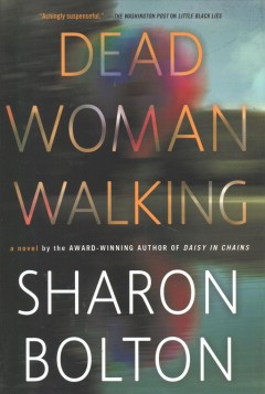 Dead woman walking book cover