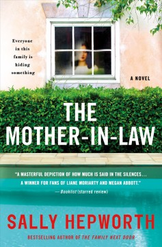 The mother-in-law : a novel book cover