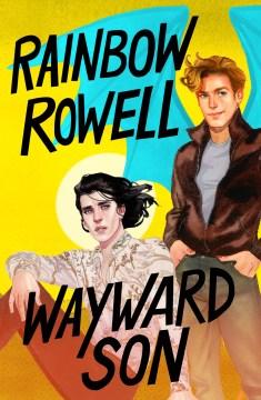 Wayward son book cover