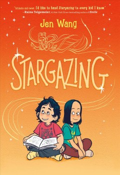 Stargazing. book cover