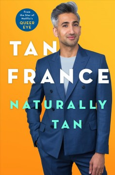 Naturally tan :  a memoir. book cover