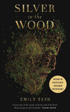 Silver in the wood book cover