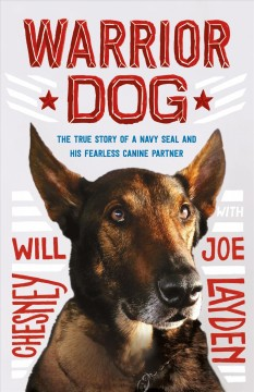 Warrior dog book cover