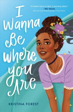 I wanna be where you are book cover