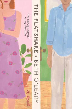 The flatshare : a novel book cover
