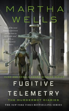 Fugitive telemetry book cover