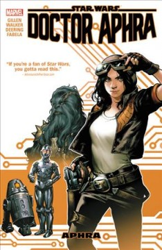 Star wars : Doctor Aphra book cover
