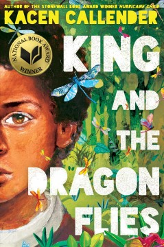 King and the Dragonflies book cover