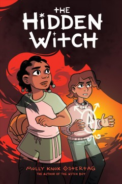 The hidden witch book cover