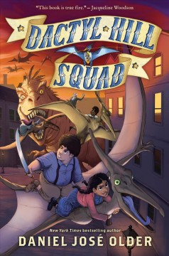 Dactyl Hill Squad book cover