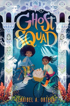 Ghost squad book cover