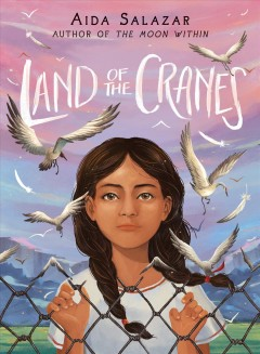 The land of the cranes book cover