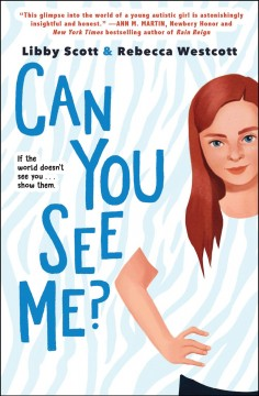 Can you see me? book cover