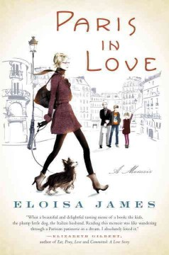 Paris in love : a memoir book cover