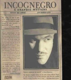 Incognegro book cover