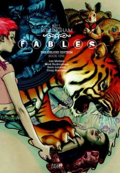 Fables : the deluxe edition book cover