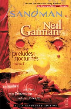 The Sandman book cover